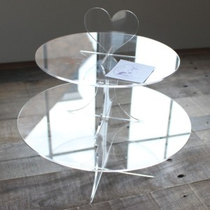 Cake Stand Heart2