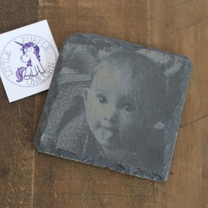 Slate Coaster Photo Square3
