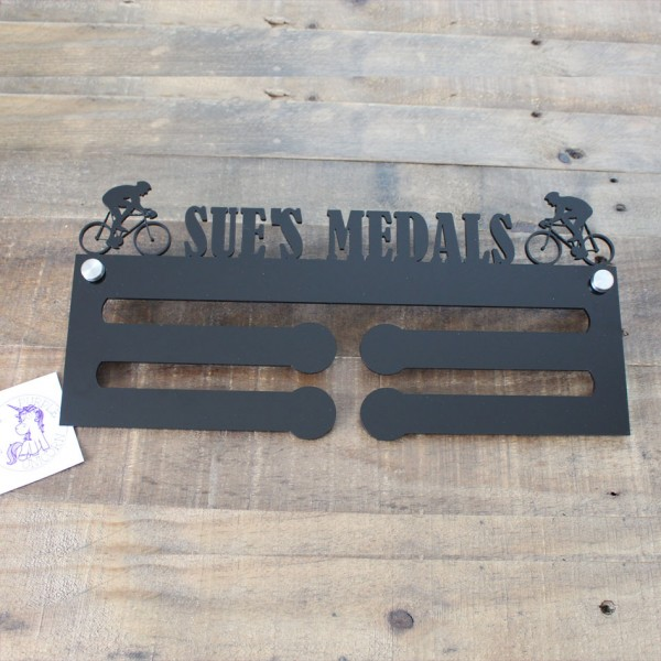 Medal Hanger Cycling
