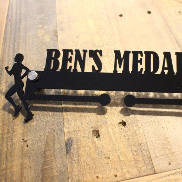 Medal Hanger Running Male