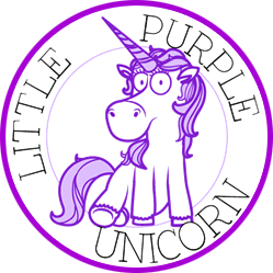 Little Purple Unicorn logo